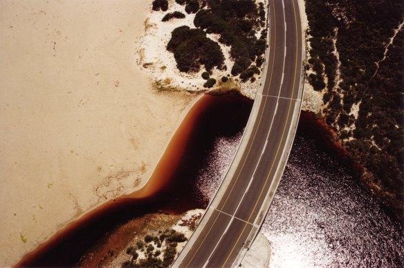 Bridge over still waters (Rooi Els Estuary) 3rd Place SAICE Photographic Award